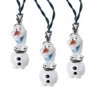 Olaf Holiday String Light Set
