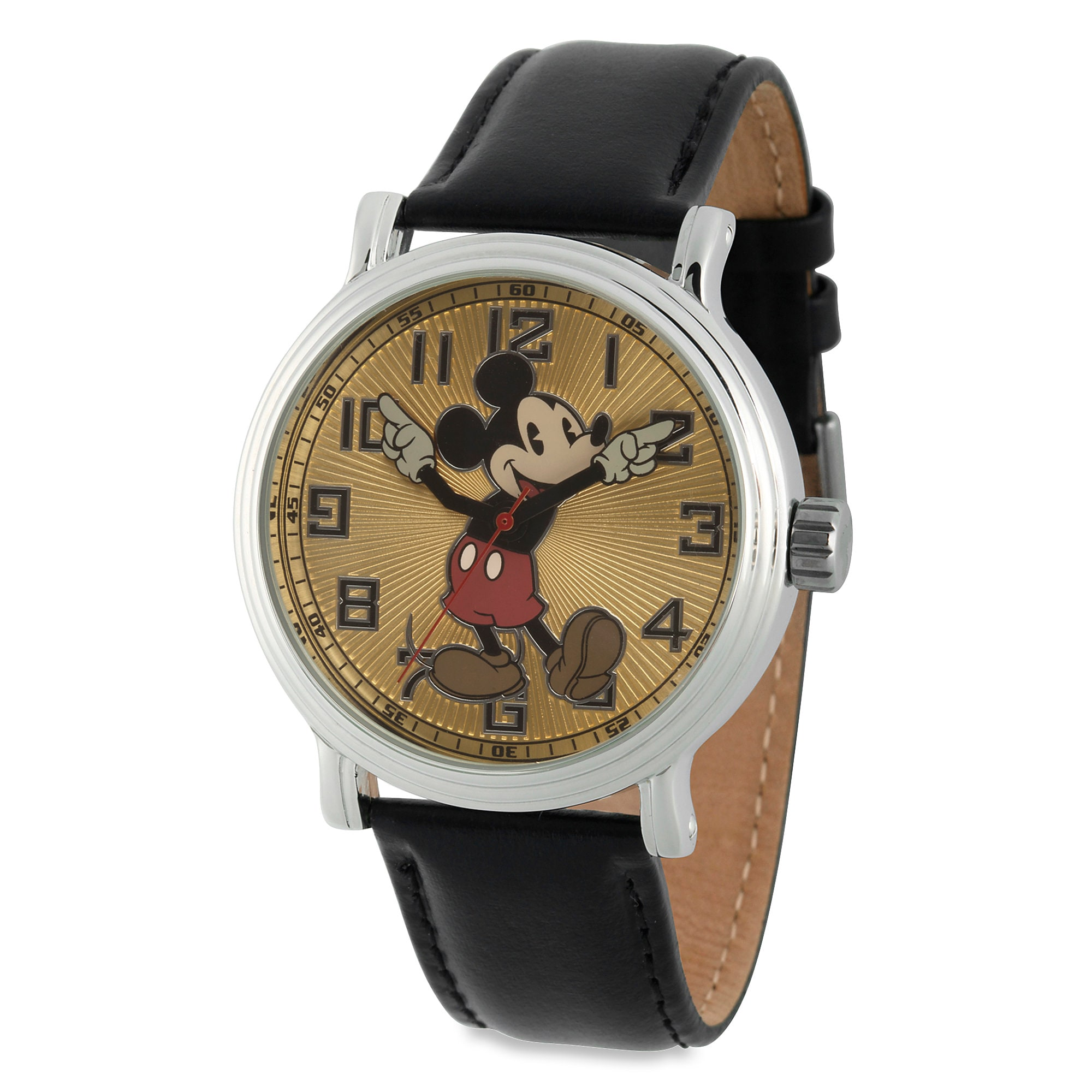 Vintage Mickey Mouse Watch - Adults