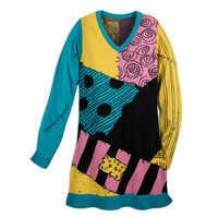 Image of Sally Sweater Dress for Women by Her Universe - Nightmare Before Christmas # 1