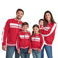 Image of Mickey Mouse Track Jacket for Kids - Personalized # 2