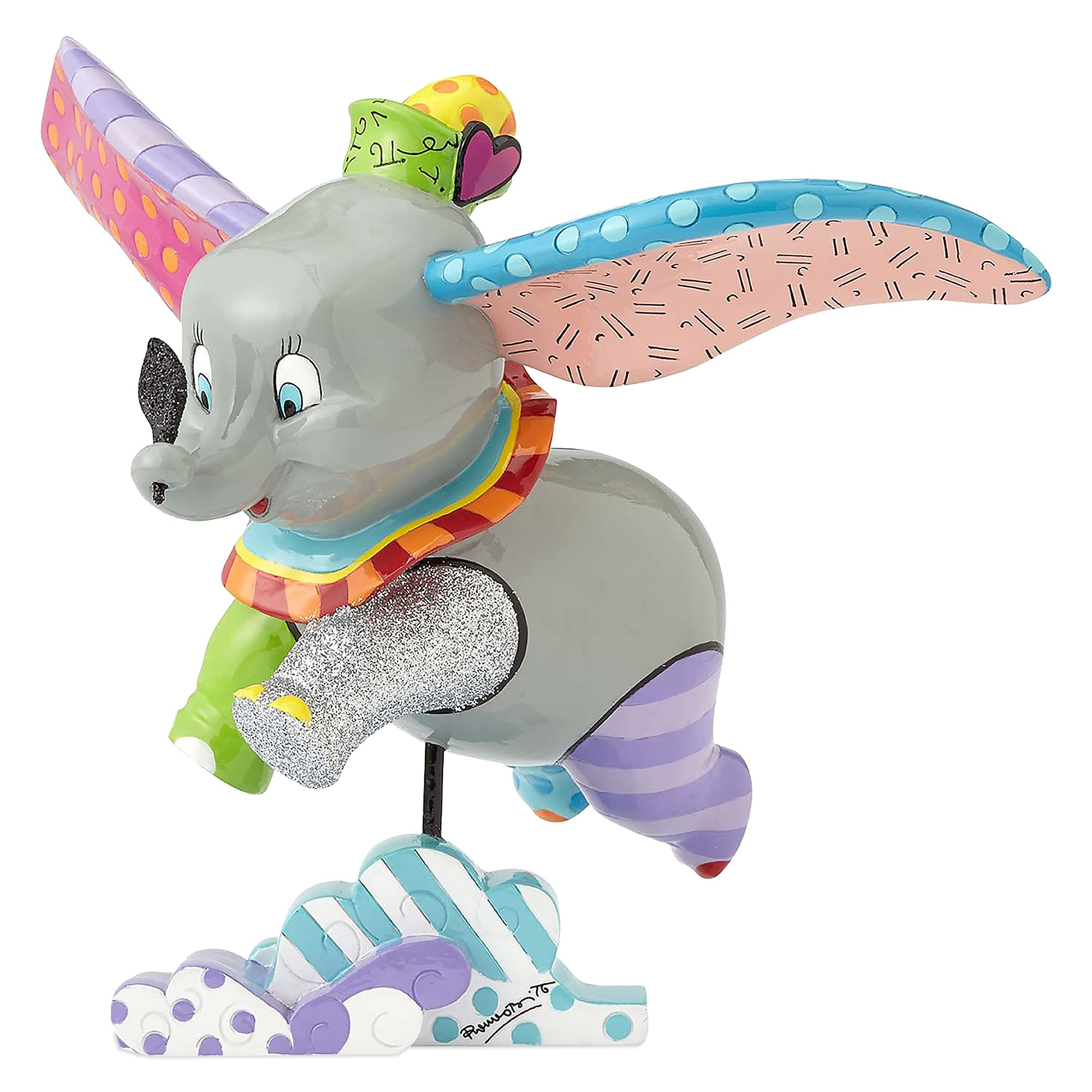 Dumbo Figure by Britto - 7'' H