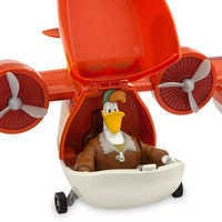 Image of Sunchaser Plane - DuckTales # 2