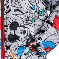 Image of Mickey Mouse and Friends Lightweight Puffy Jacket for Kids - Personalizable # 5
