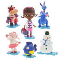 Image of Doc McStuffins Figure Play Set # 1