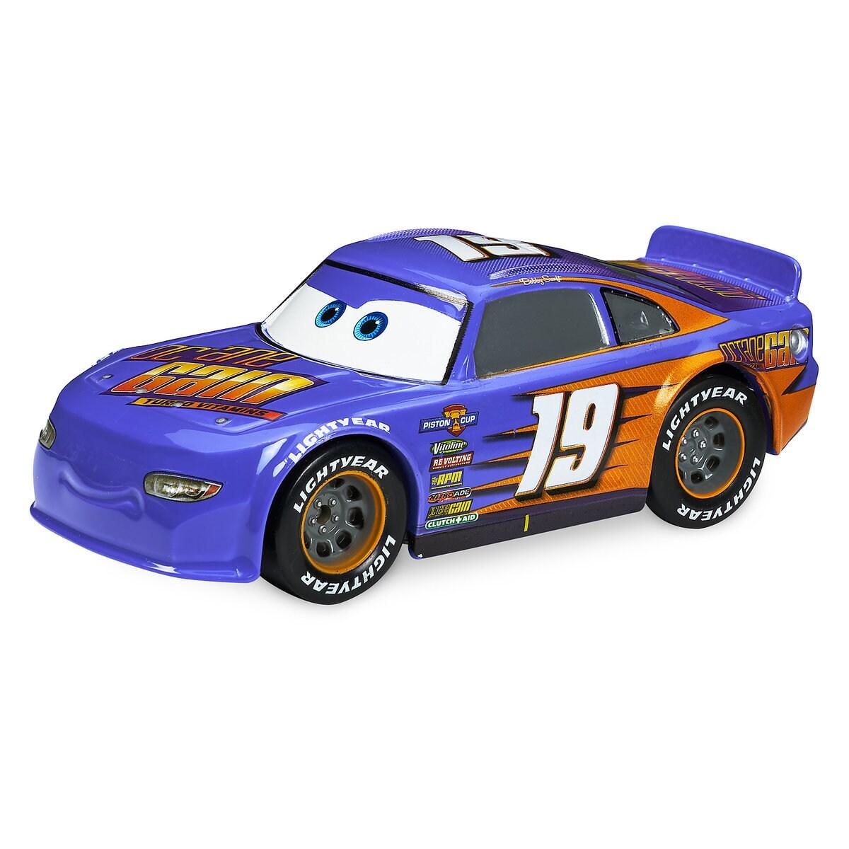 Bobby Swift Pull 'N' Race Die Cast Car - Cars
