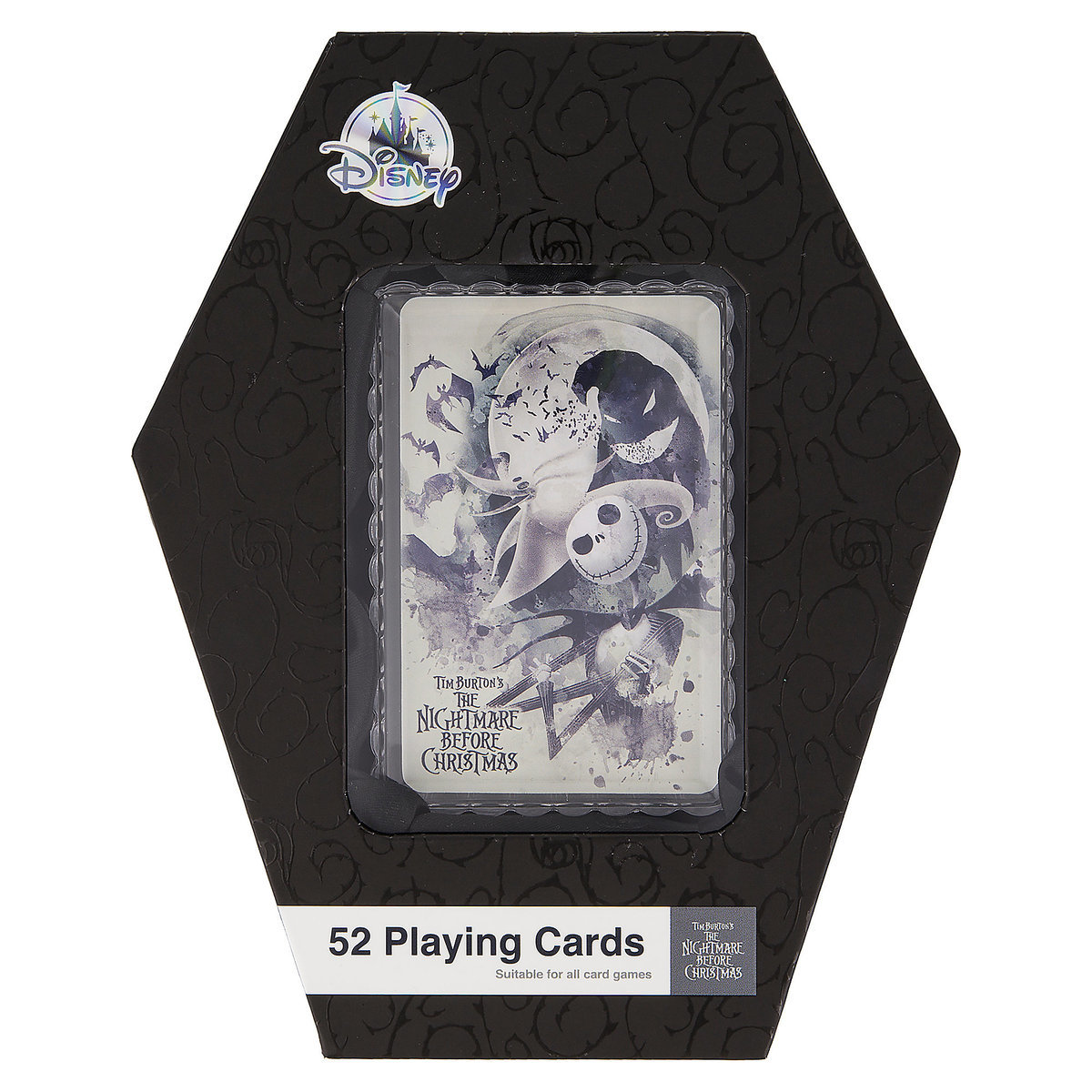 Nightmare Before Christmas Playing Cards   shopDisney