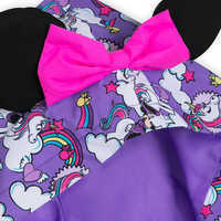 Image of Minnie Mouse Packable Rain Jacket and Attached Carry Bag for Kids # 7