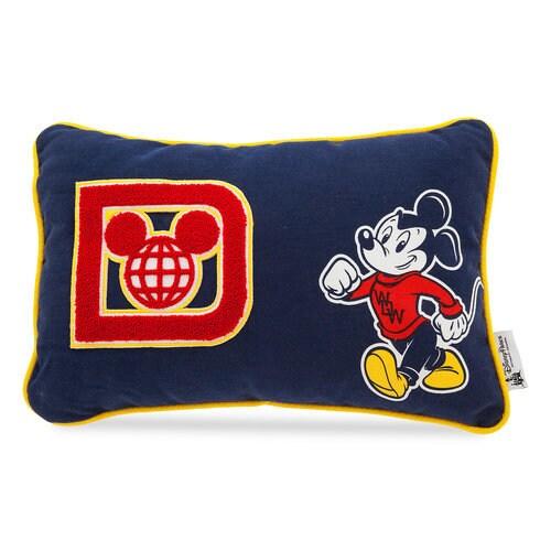 Mickey Mouse Walt Disney World Throw Pillow