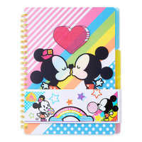 Image of Mickey and Minnie Mouse Notebook and Folder Set # 1
