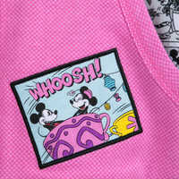 Image of Mickey Mouse and Friends Comic Hoodie for Women # 3