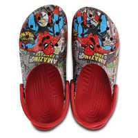 Image of Spider-Man Crocs™ Clogs for Adults # 2