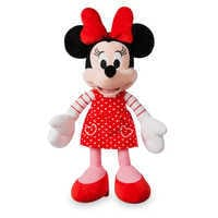 Image of Minnie Mouse Plush - Valentine's Day - Small - 15'' # 1