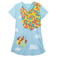 Image of Up Balloons Nightshirt for Women # 1