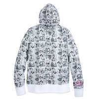 Image of Mickey Mouse and Friends Comic Hoodie for Women # 2