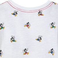 Walt Disney World Mickey Mouse Allover T-Shirt for Women