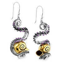 Image of Ursula Tentacle Earrings by RockLove - The Little Mermaid # 1