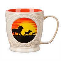 Image of Simba, Pumbaa, and Timon Mug # 1