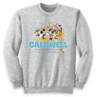 Image of Mickey Mouse and Friends Family Vacation Pullover for Kids - Disneyland 2019 - Customized # 3