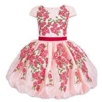 Image of Belle Fancy Dress for Girls - Beauty and the Beast # 1