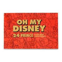 Image of Disney Prince Postcard Set - Oh My Disney # 6