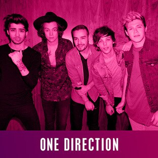 RDMA 2015 Final - They're the One - One Direction