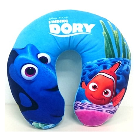 Finding Dory Neck Cushion Assorted Designs