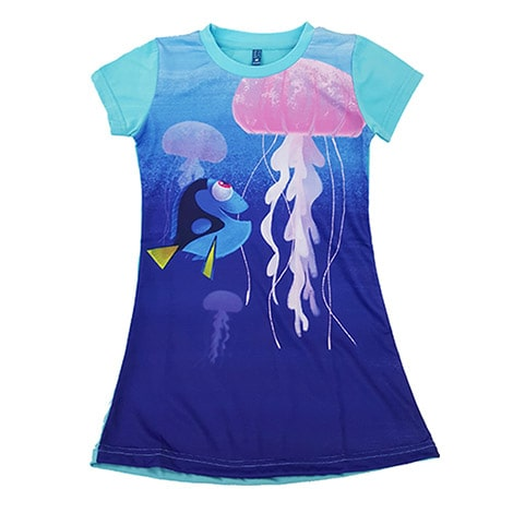 Finding Dory Girl's Blue Tee