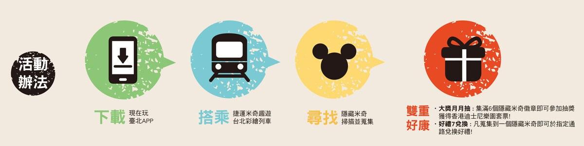 Finding Mickey Taipei | Rules