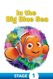 Finding Nemo: In the Big Blue Sea