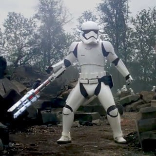 First Order Riot Control Stormtroopers