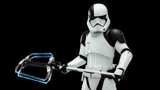 First Order stormtrooper executioner