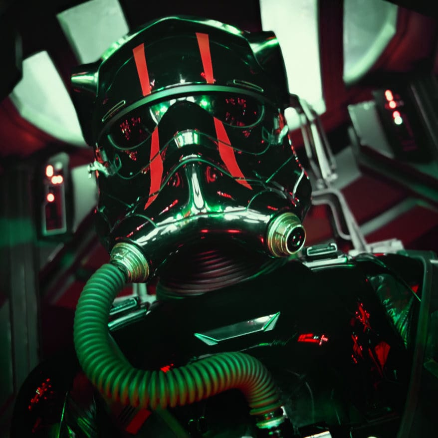 Image result for first order pilots force awakens