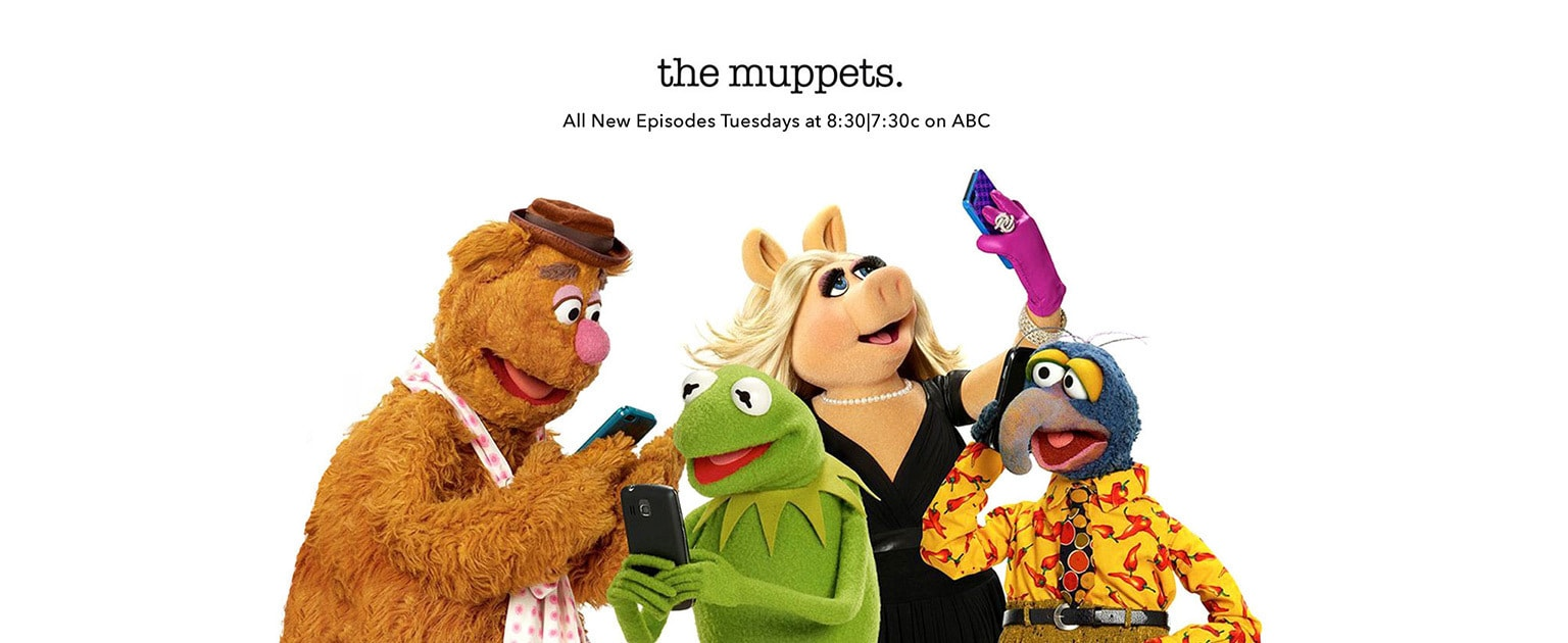 Muppets Homepage Flex Hero