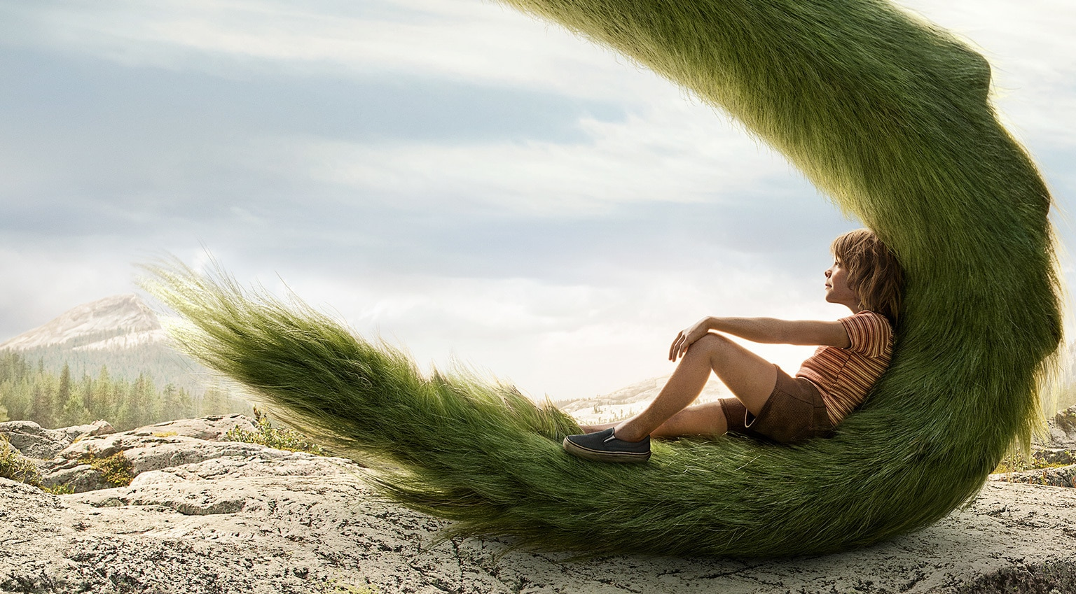 Pete's Dragon - Flex Hero - Now Playing - MY