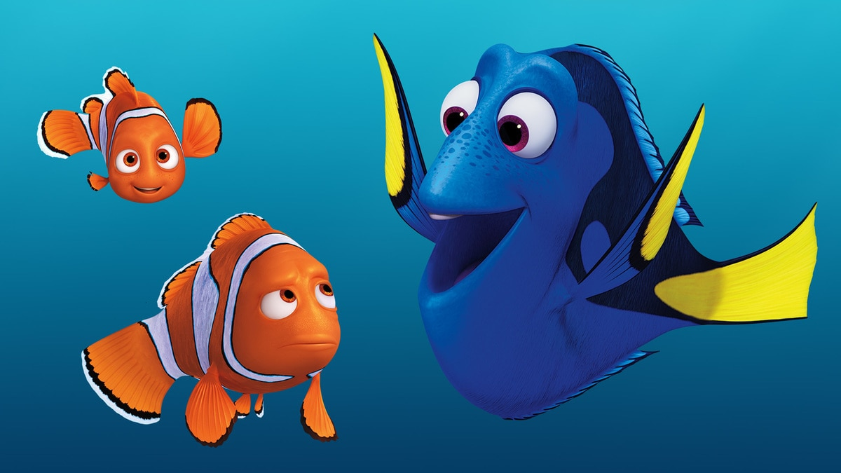 Finding Dory | Disney Movies