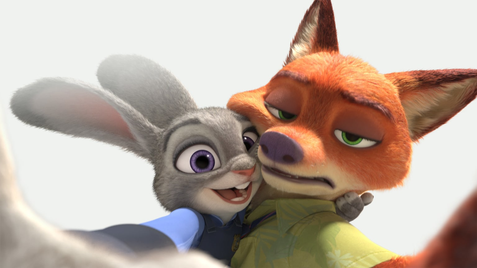 Zootopia - Flex Hero - Top