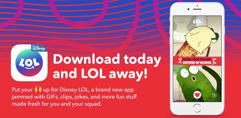 Disney LOL App | Disney LOL - photo#22