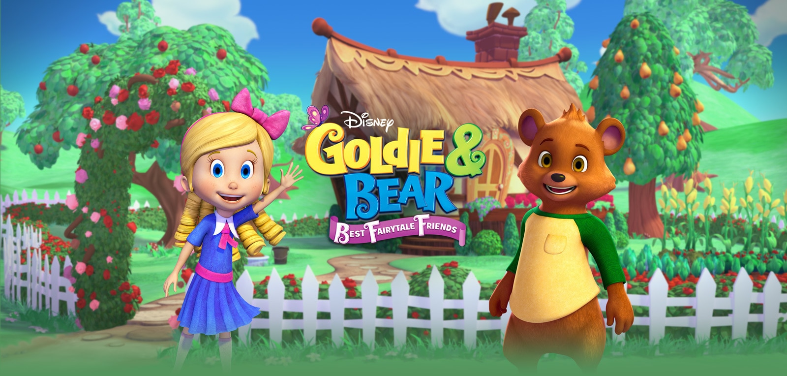 It's just an image of Rare Pictures of Goldie and Bear