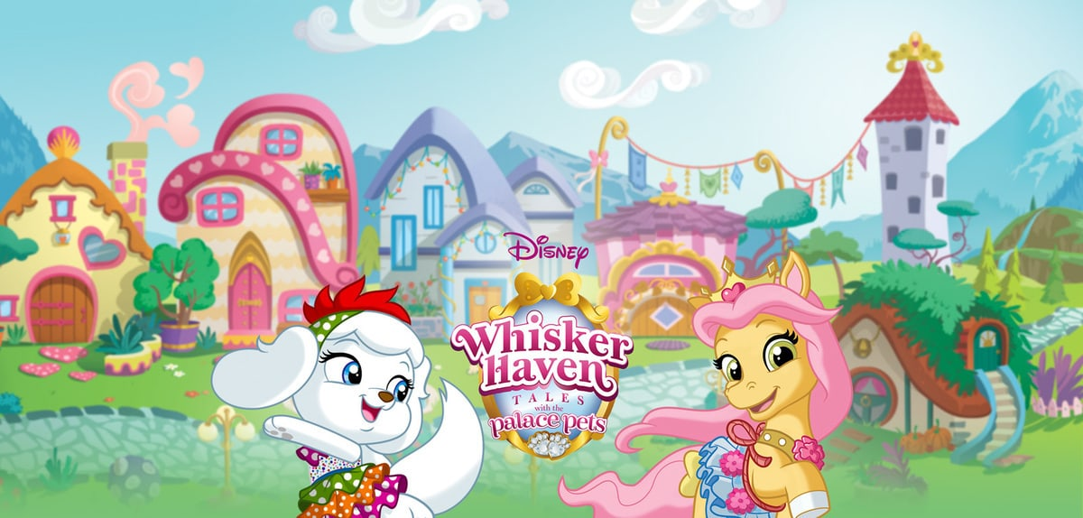 Disney princess palace pets apk