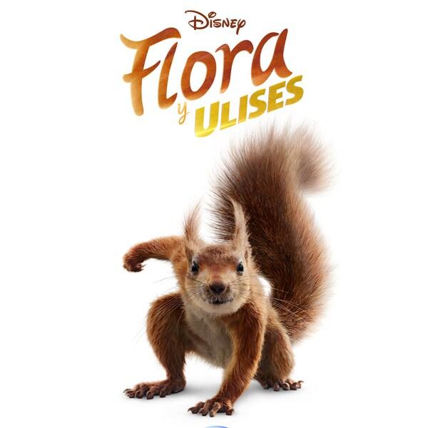 """Disney+ presenta el tráiler y el póster de """"Flora y Ulises"""""""