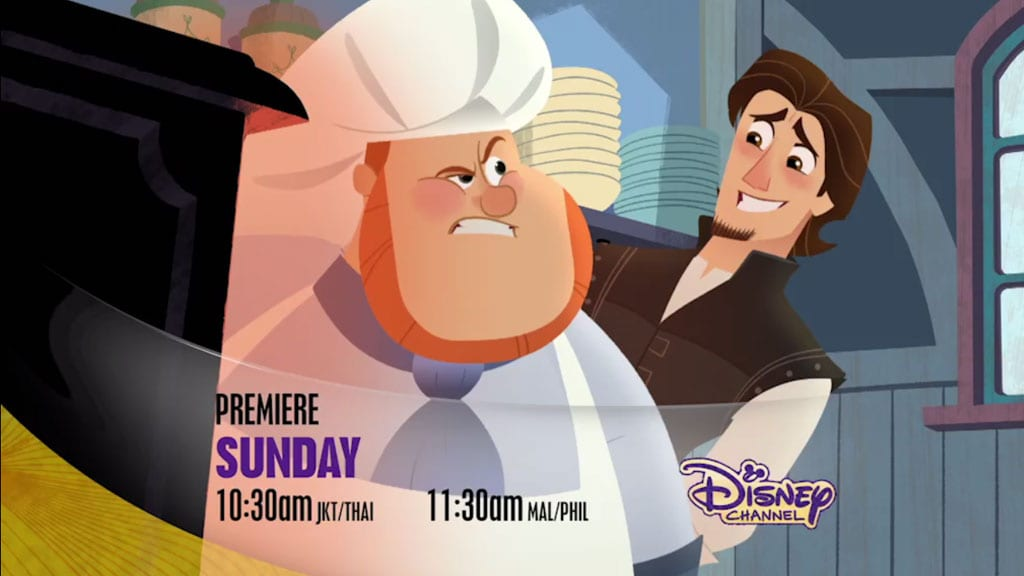 Tangled: The Series | Episode 2: Eugene's Job Hunt – Disney Channel Asia
