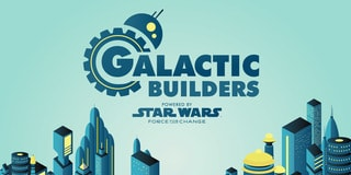 New Galactic Builders Series from Star Wars: Force for Change Celebrates STEM and Star Wars