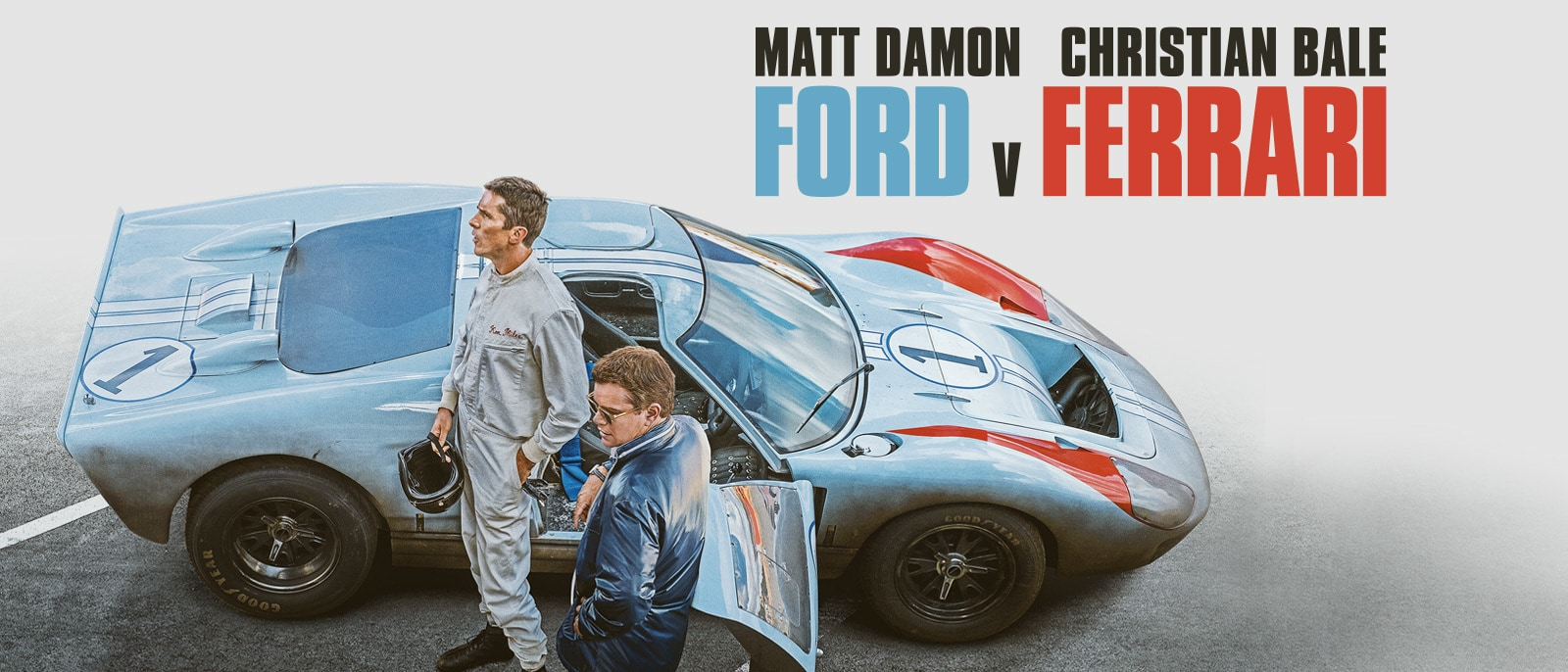 Ford v Ferrari Hero