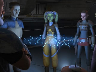 The Forgotten Droid Episode Gallery
