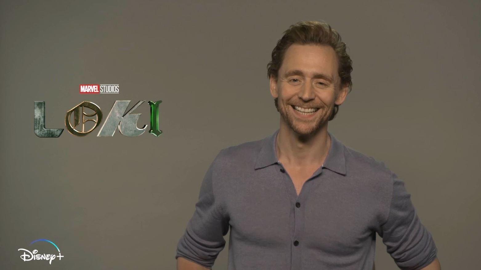 Tom Hiddleston y una entrevista que revela detalles de Loki
