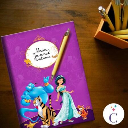 Le journal intime Jasmine