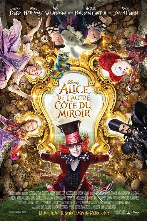 Vidéos Alice de L'Autre Côté du Miroir