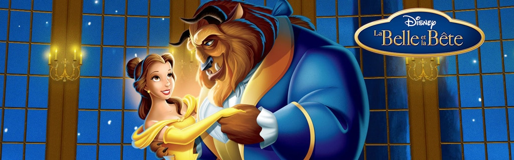 FR - Beauty and the Beast 1991 - Site Hero