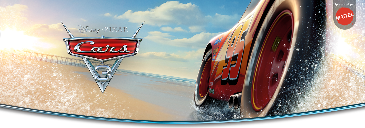 FR -  Cars 3 Competition - Flex Hero