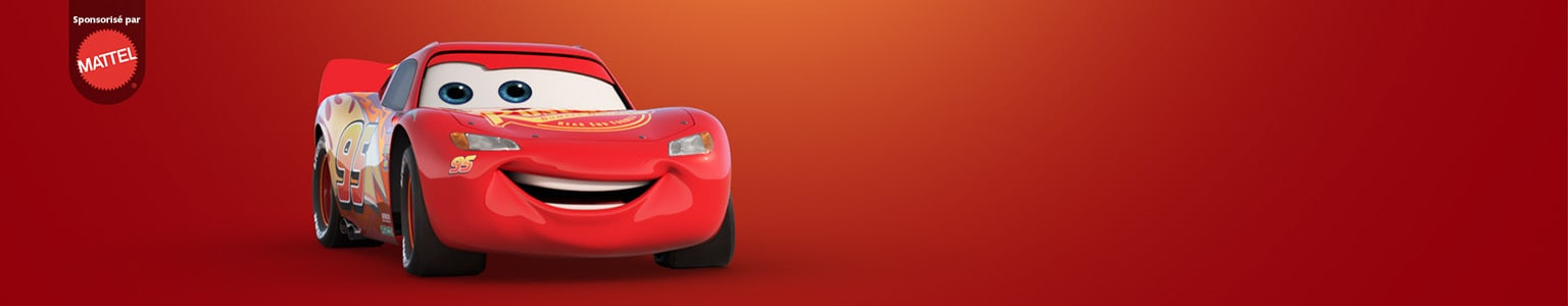 Cars 3 Mattel Competition (hero short)